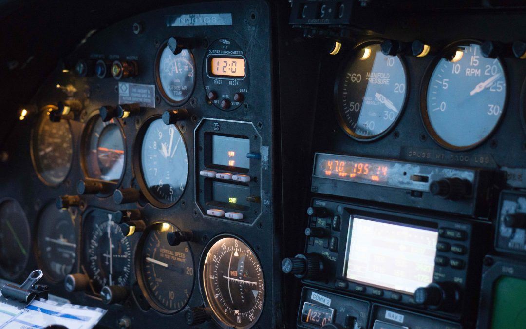 Would you fly a plane if you only knew half the controls?