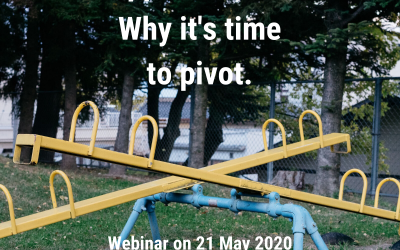 BGI Weekly Webinar on Opportunities and why it's time to pivot